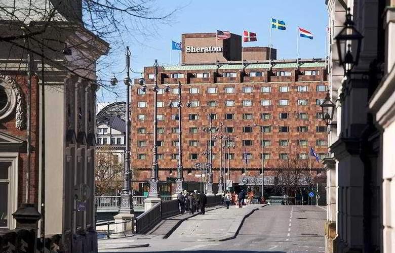 Sheraton Stockholm Hotel - Hotel - 0