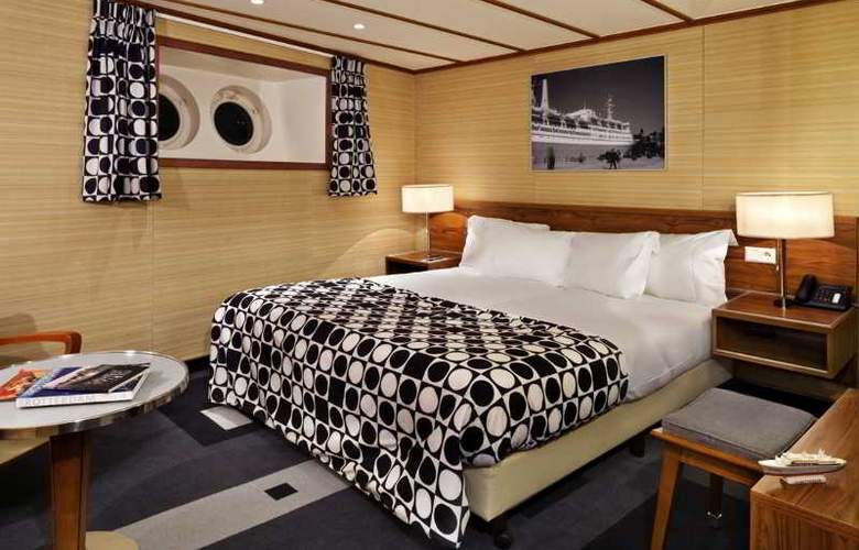 SS Rotterdam by Westcord Hotels - Room - 13