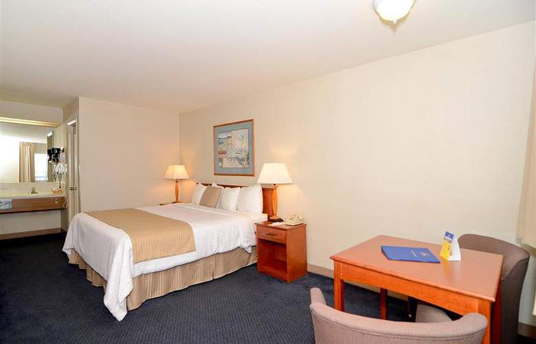 Best Western Airport Inn - Room - 61