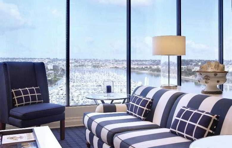Sheraton San Diego Hotel & Marina - Room - 42
