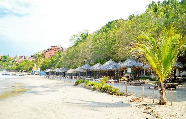 Catalina Beach Resort - Beach - 35