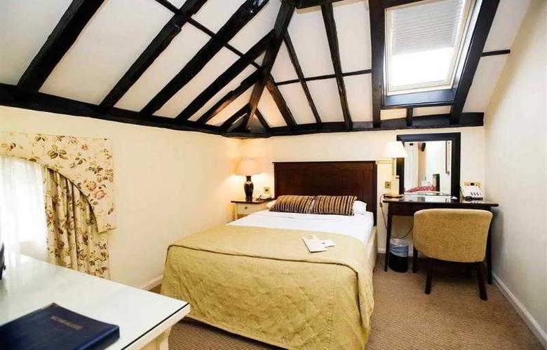 Mercure Milton Keynes Parkside House - Hotel - 16