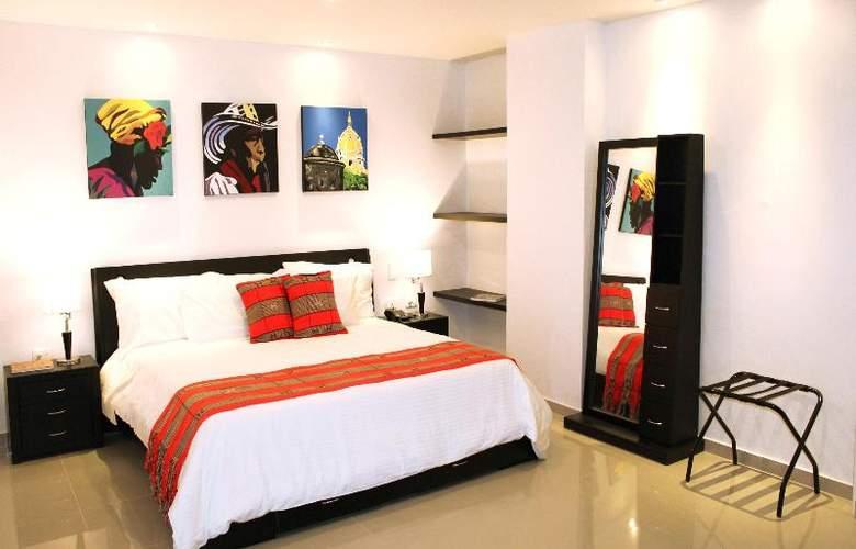 Cartagena Plaza - Room - 17