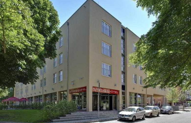 Best Western Amedia Hamburg - Hotel - 0