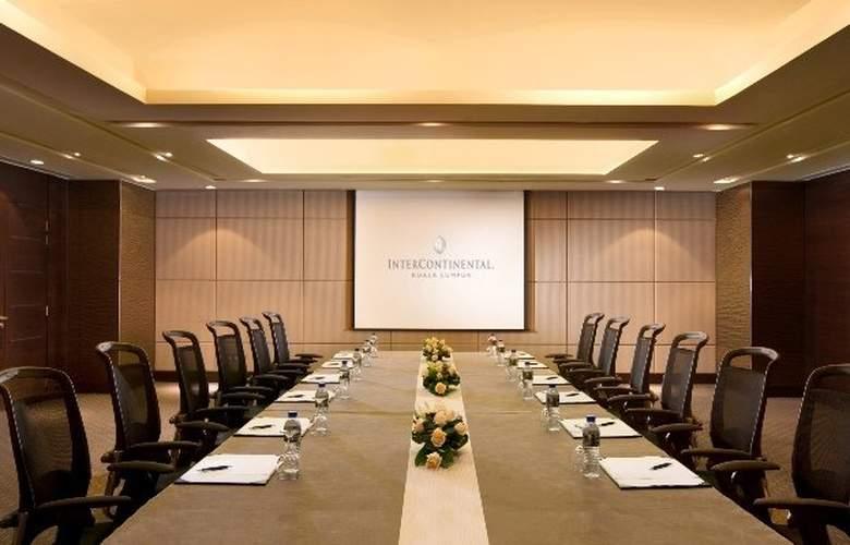 InterContinental Kuala Lumpur - Conference - 13