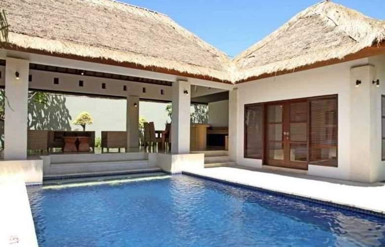 B Villa + Pool - Pool - 3