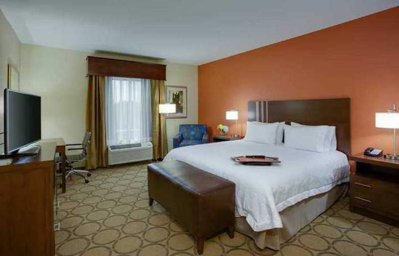 Hampton Inn & Suites Philadelphia/Bensalem - Room - 0