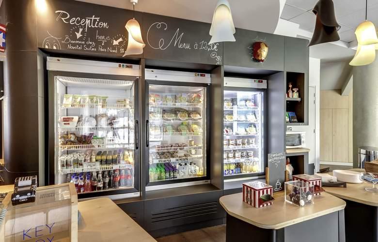 Novotel Suites Paris Nord 18ème - Services - 16
