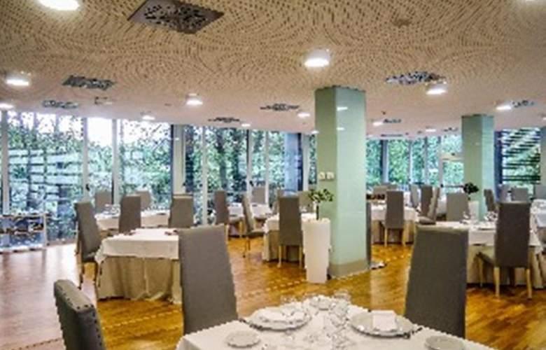 Hospederia Valle del Jerte - Restaurant - 34