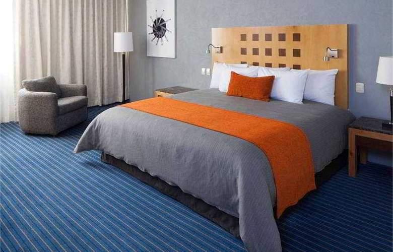 Camino Real Nuevo Laredo - Room - 9
