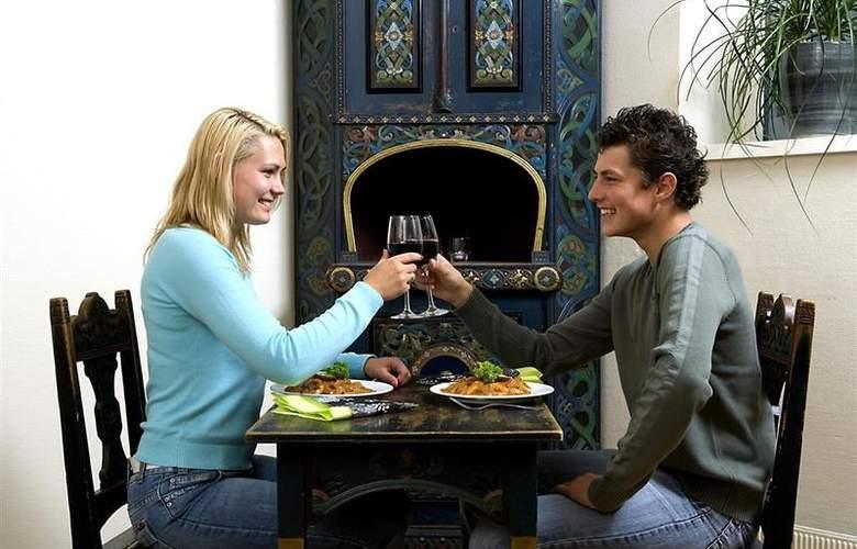 Best Western Plus Hordaheimen - Restaurant - 37