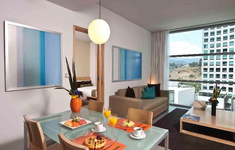Stadia Suites Santa Fe - Hotel - 24