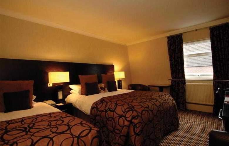 Best Western Premier Leyland - Hotel - 84
