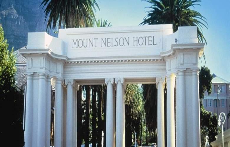 Belmond Mount Nelson - Hotel - 8