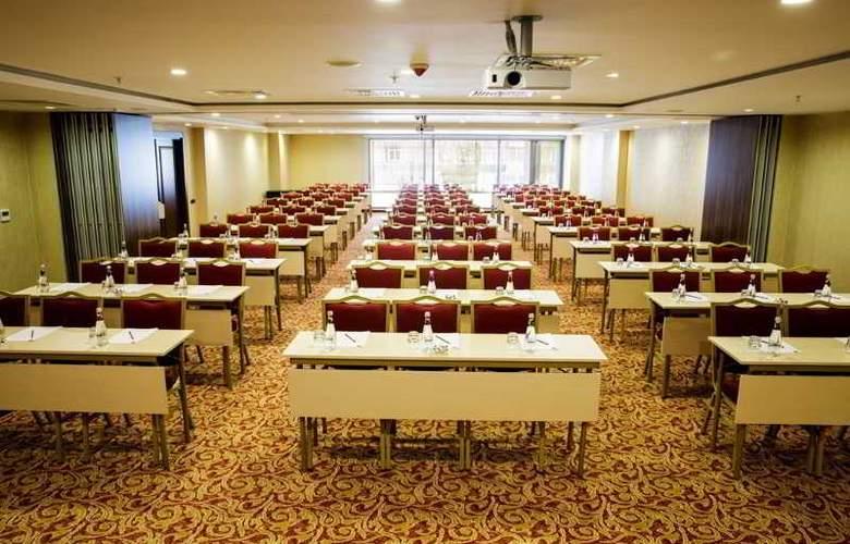 CLARION HOTEL&SUITES ISTANBUL SISLI - Conference - 9