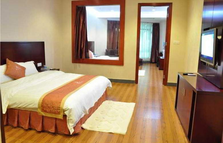Pan Shan Hotel - Room - 4