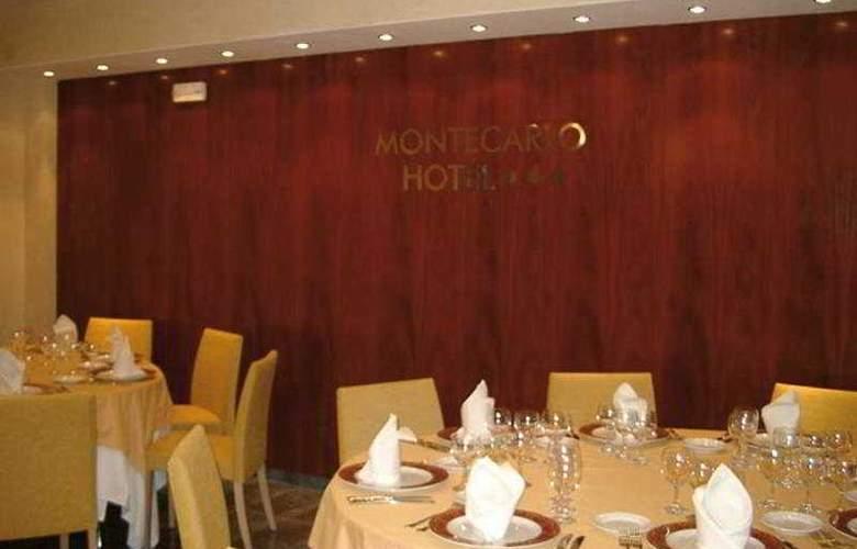 Montecarlo - Restaurant - 7