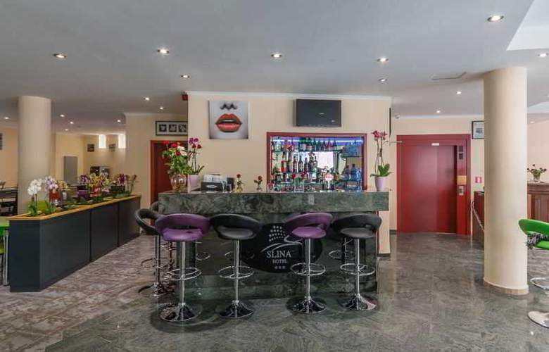 Slina Hotel Brussels - Bar - 12