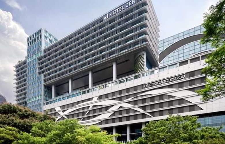 Jen Orchardgateway Singapore - Hotel - 0