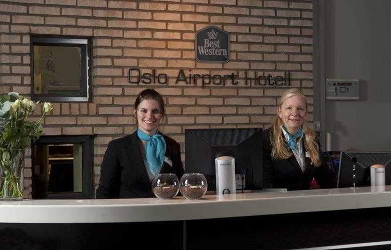 Best Western Oslo Airport - Hotel - 18