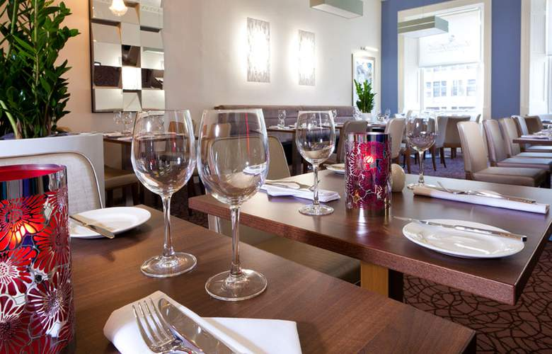 Indigo Edinburgh - Restaurant - 3