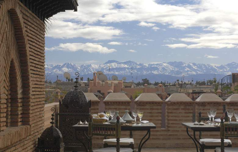 La Sultana Marrakech - Terrace - 20