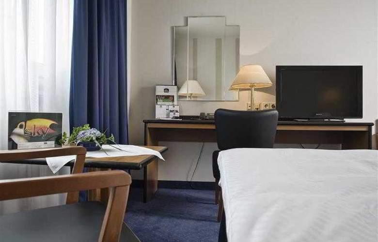 Best Western Hotel Rastatt - Hotel - 2