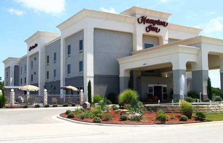 Hampton Inn Brownwood - Hotel - 8