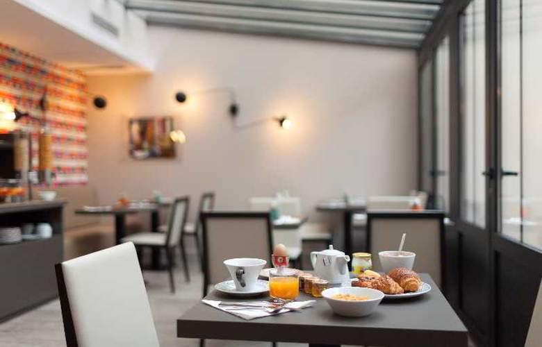 Hôtel Vic-Eiffel - Restaurant - 10