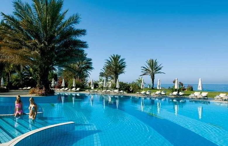 Constantinou Bros Athena Beach Hotel - Pool - 6