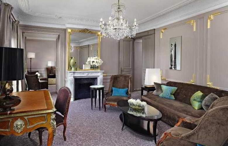The Westin Paris - Room - 26