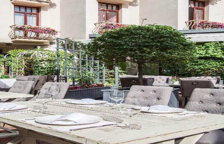 Kebur Palace - Restaurant - 16
