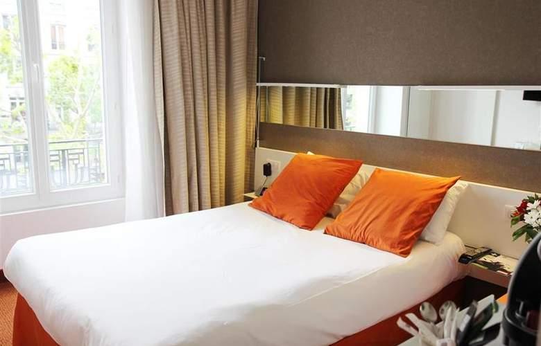 Best Western Hotel Le Montparnasse - Room - 69