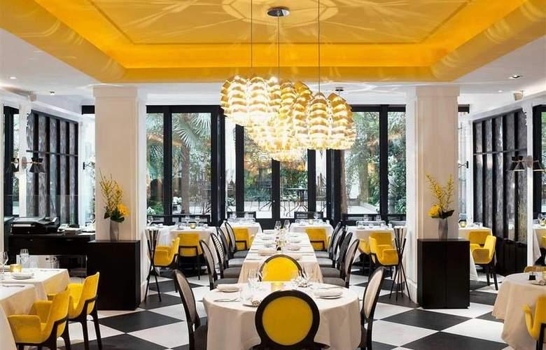 Sofitel Paris Le Faubourg - Restaurant - 97