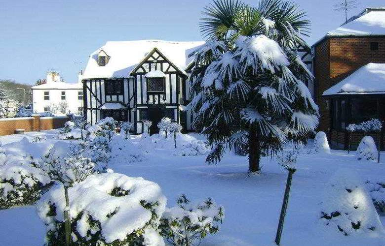 Best Western Donnington Manor - Hotel - 0