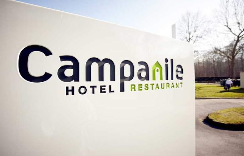 Campanile Toulouse Purpan - Hotel - 14