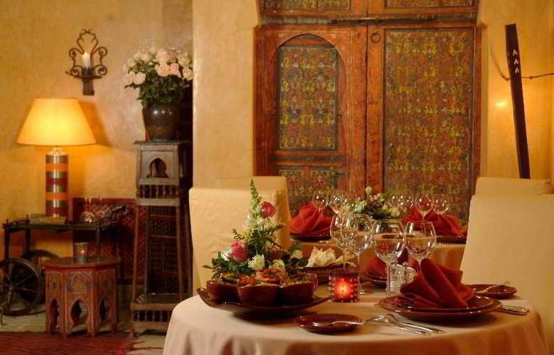 La Maison Arabe - Restaurant - 12