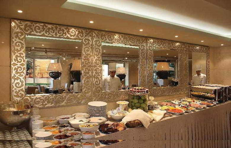 Divani Apollon Suites - Restaurant - 8