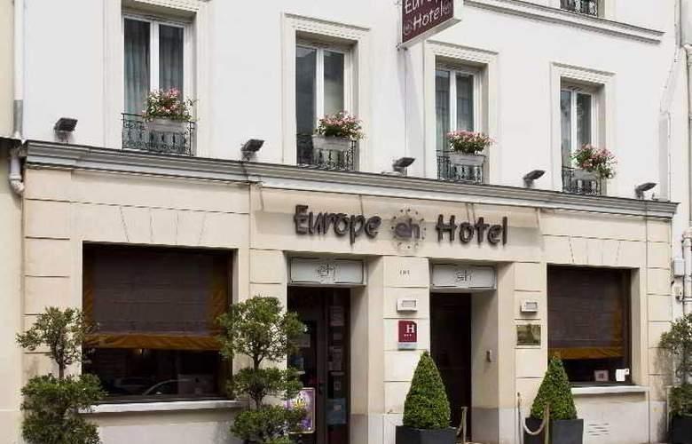 Europe Paris - Hotel - 0