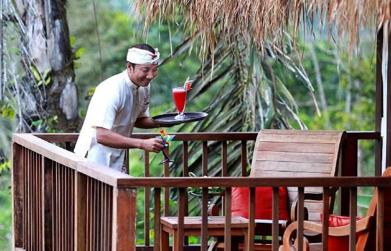 Nandini Bali Jungle Resort and Spa Ubud - Room - 13