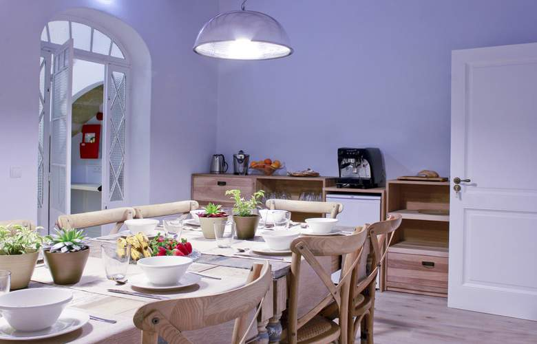 Can Roca Nou - Restaurant - 3