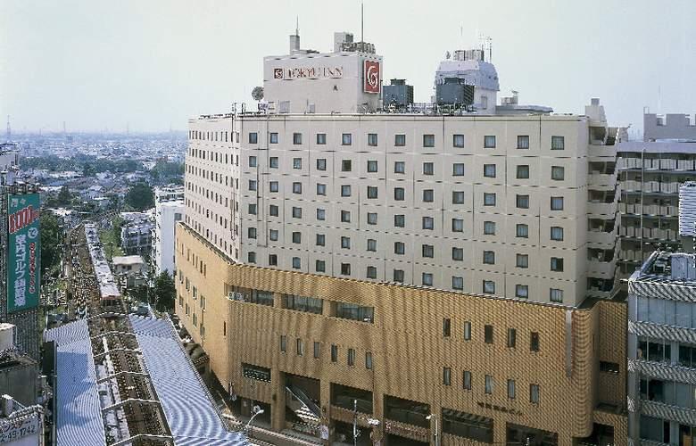 Kichijoji Tokyu Inn - Hotel - 0