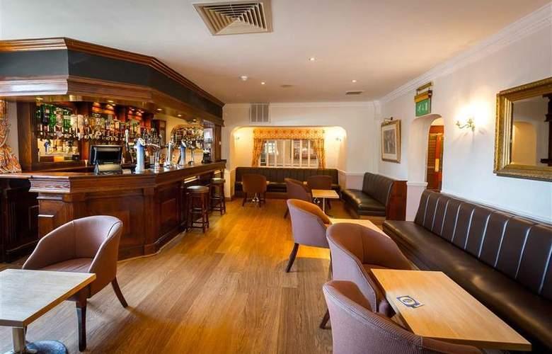Best Western Consort Hotel - Bar - 77