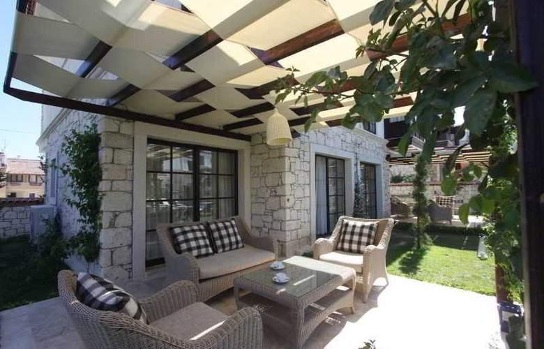 Imren Han Hotel & Mansions - Terrace - 4