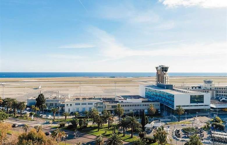 Novotel Nice Arenas Aéroport - Hotel - 26