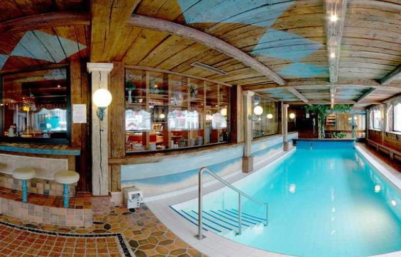 Alpenhotel Saalbach Hotel - Pool - 6