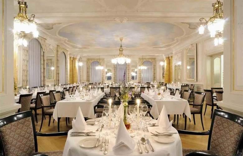 Royal St Georges Interlaken - MGallery by Sofitel - Hotel - 82