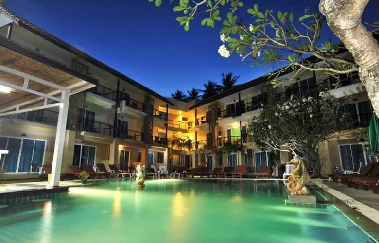 Baan Karon Resort - Pool - 11