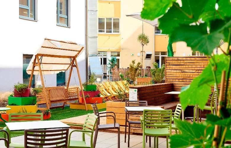 Zeitgeist Vienna Hauptbanhof - Terrace - 40