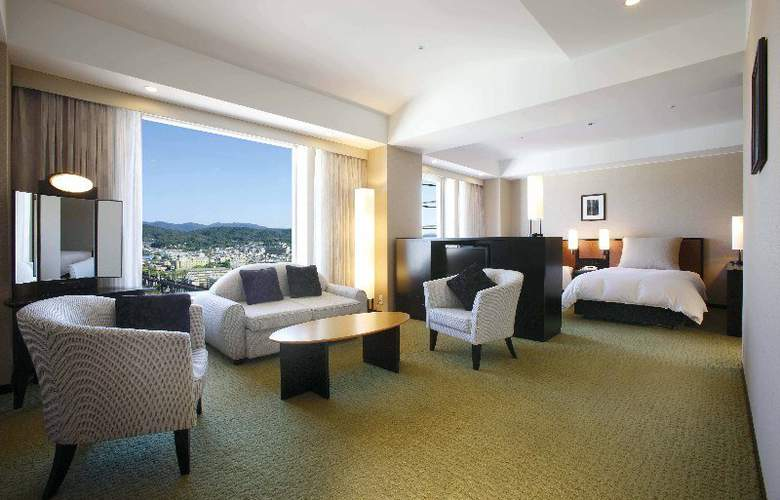 Hotel Granvia Kyoto - Room - 5